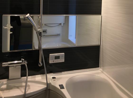 大阪市K様邸 浴室